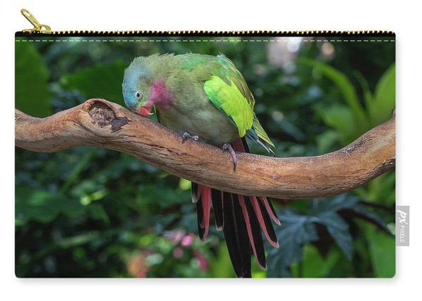 Lovebird Carry-all Pouch