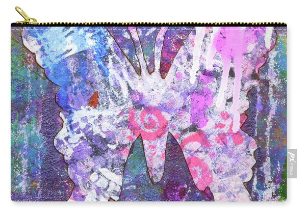 Loved Butterfly Carry-all Pouch