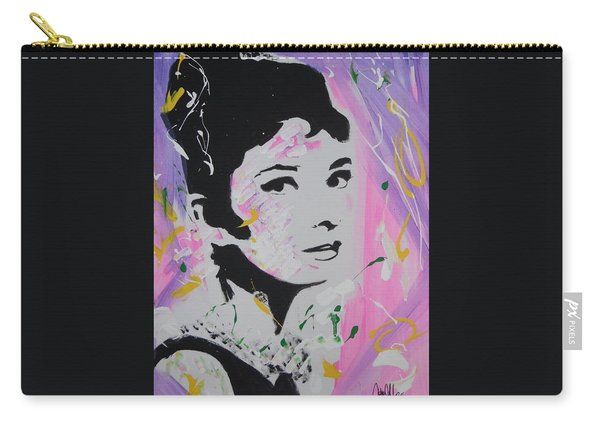 Lovely Audrey Carry-all Pouch