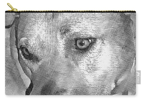 Lovely Dog Carry-all Pouch