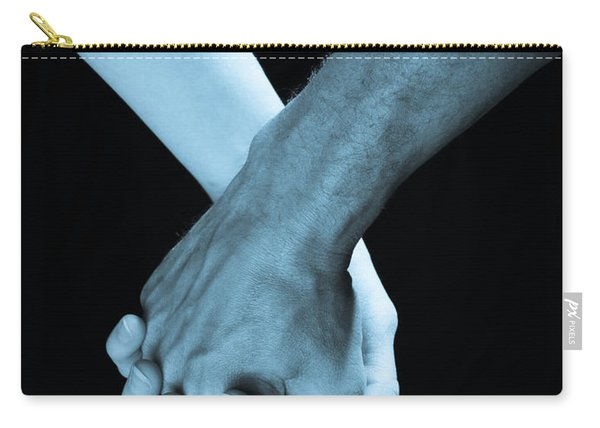 Lovers Hands Carry-all Pouch
