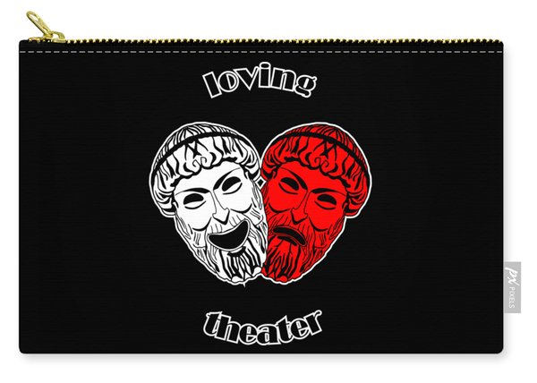 Loving Theater Carry-all Pouch