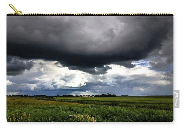 Low Cloud Carry-all Pouch