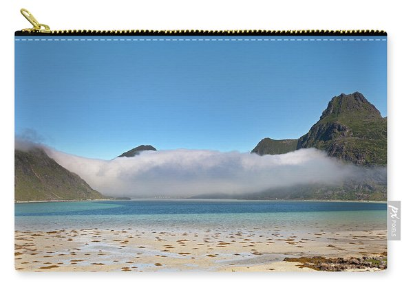 Low Clouds Above Boosen Carry-all Pouch
