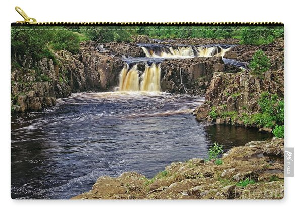 Low Force Waterfall, Teesdale, North Pennines Carry-all Pouch