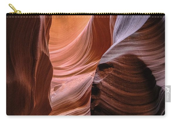 Lower Antelope Canyon Navajo Tribal Park #1 Carry-all Pouch