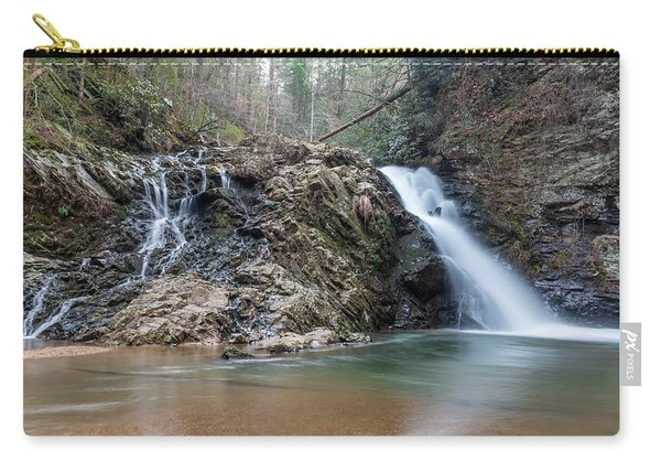 Lower Brasstown Falls Carry-all Pouch