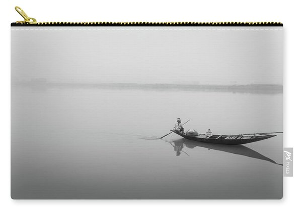 Lower Ganges - Misty Morinings Carry-all Pouch