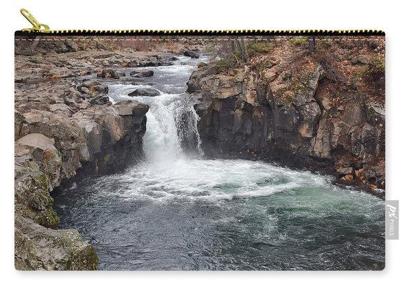 Lower Mccloud Falls Carry-all Pouch