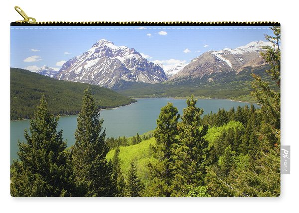 Lower Two Medicine Lake Carry-all Pouch
