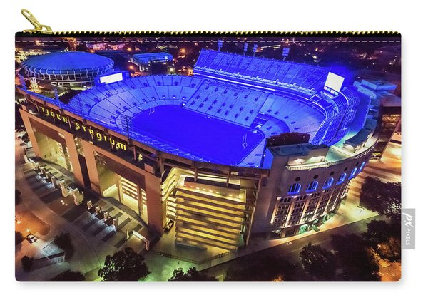 Lsu Blue Carry-all Pouch