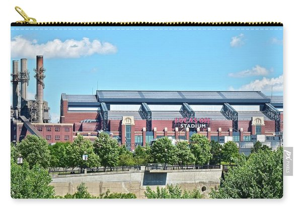 Lucas Oil Stadium Home Of The Colts Carry-all Pouch