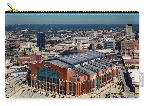 Lucas Oil Stadium - Indianapolis Carry-all Pouch
