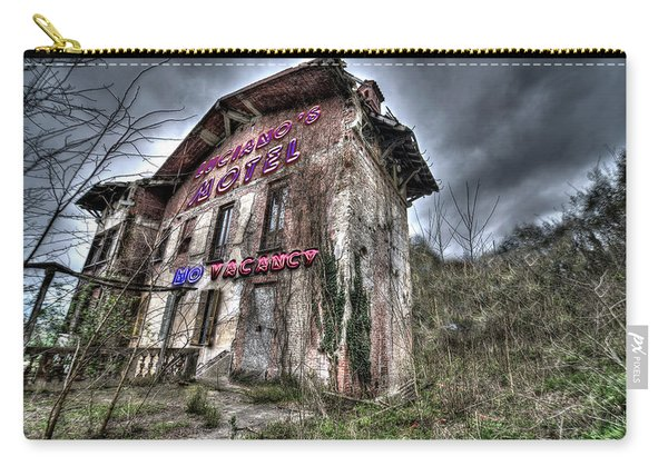 Luciano's Motel Carry-all Pouch