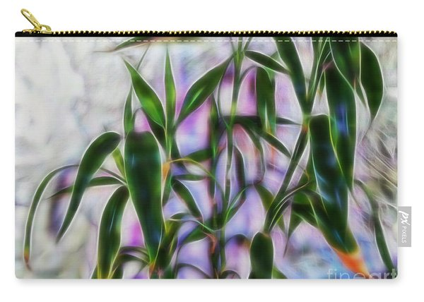 Lucky Bamboo Carry-all Pouch