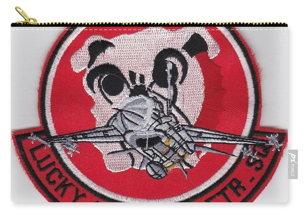 Lucky Puppy Carry-all Pouch