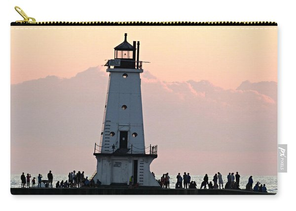 Ludington Lighthouse Carry-all Pouch