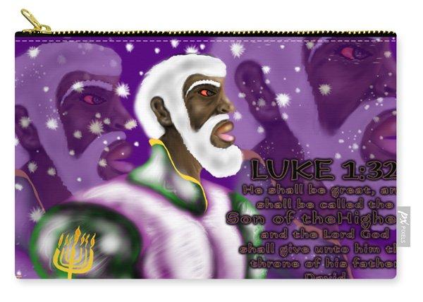 Luke 1.32 Carry-all Pouch