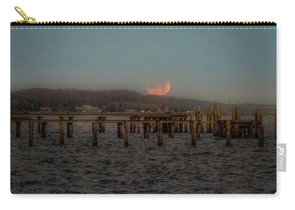 Lunar Eclispe  Carry-all Pouch