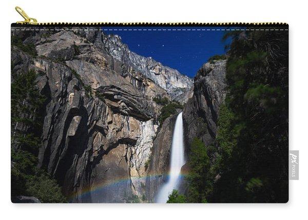 Lunar Rainbow Carry-all Pouch