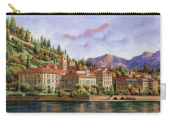 lungolago di Bellagio Carry-all Pouch
