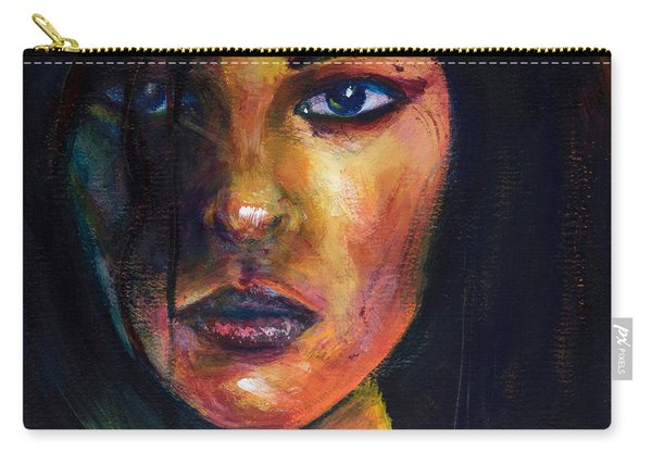Lupina Carry-all Pouch