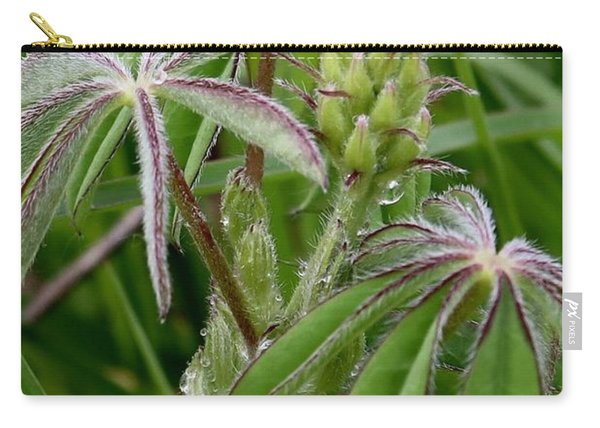 Lupine Bud Carry-all Pouch