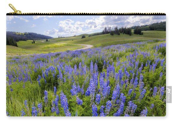 Lupine Pass Carry-all Pouch