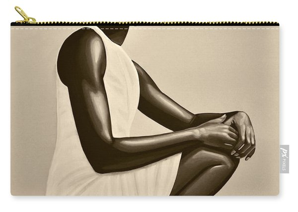 Lupita Nyong'o Carry-all Pouch