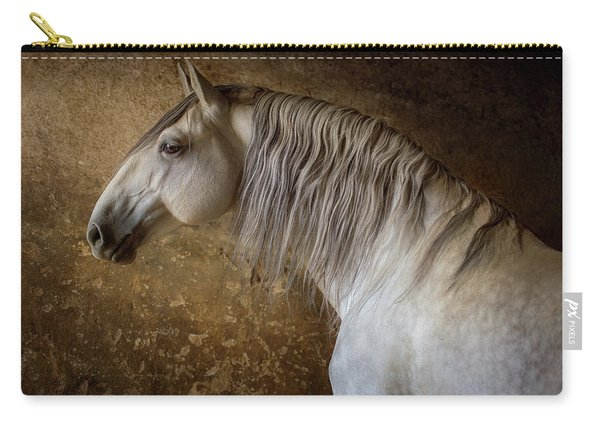 Lusitano Portrait Carry-all Pouch