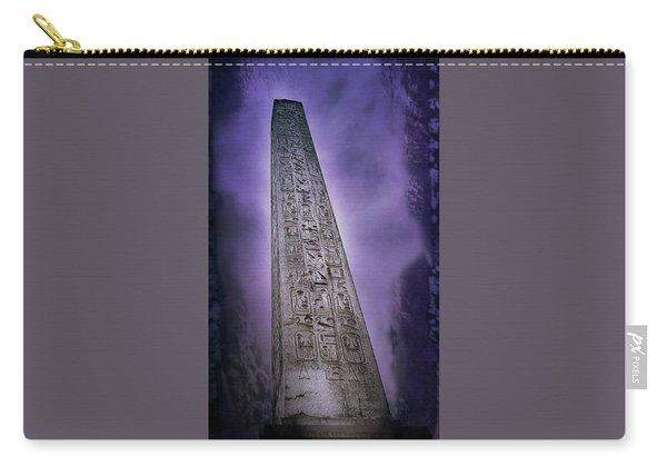 Luxor Obelisk, Paris Carry-all Pouch