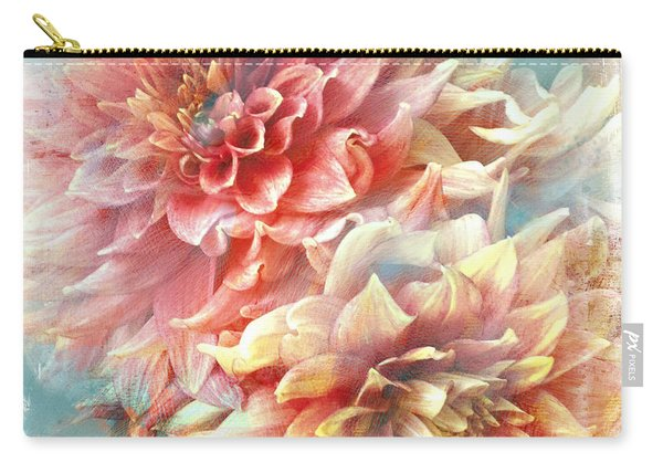 Lynia Dahlia Carry-all Pouch