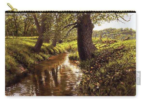 Lyon Valley Creek Carry-all Pouch