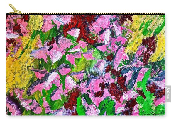 Lyrical Abstraction 201 Carry-all Pouch