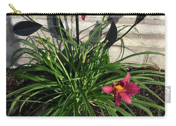 M Garden Flowers No. Gf13 Carry-all Pouch