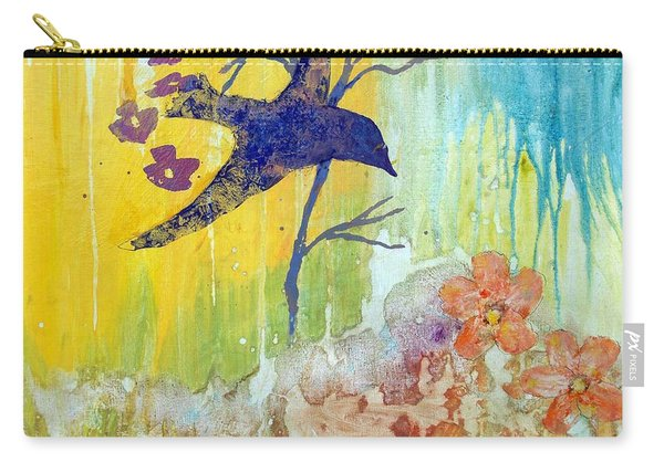 Ma Doh Bird Soars Carry-all Pouch