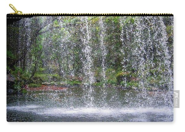 The Back Side Of The Waterfall Carry-all Pouch