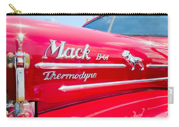 Mack Truck Hood Badges Carry-all Pouch