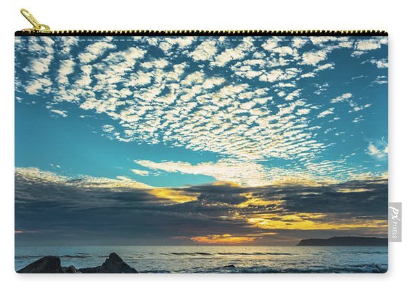 Mackerel Sky Carry-all Pouch