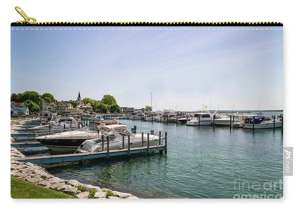 Mackinac Island Marina Carry-all Pouch