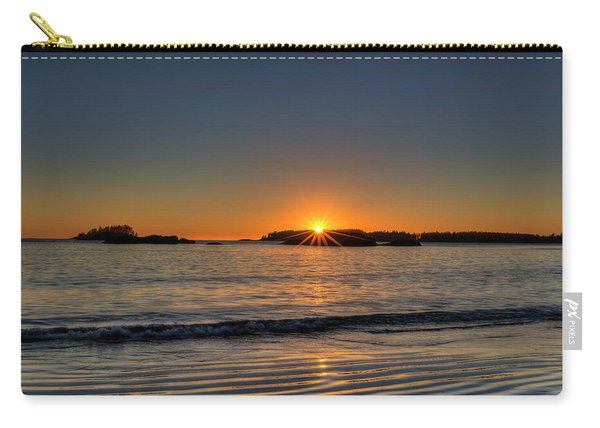 Mackinsie Beach Sun Burst Carry-all Pouch