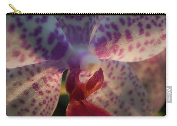 Macro Bloom - Pla235 Carry-all Pouch