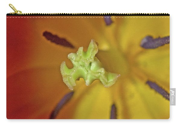 Macro Bloom - Pla238 Carry-all Pouch