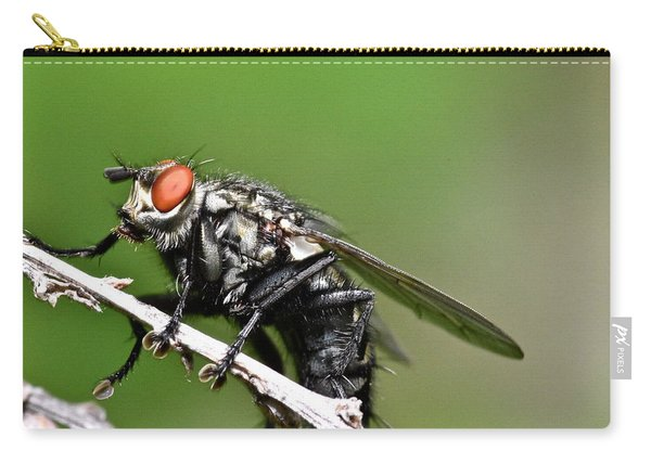 Macro Fly Carry-all Pouch