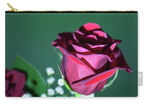 Macro Rose - 1106 Carry-all Pouch