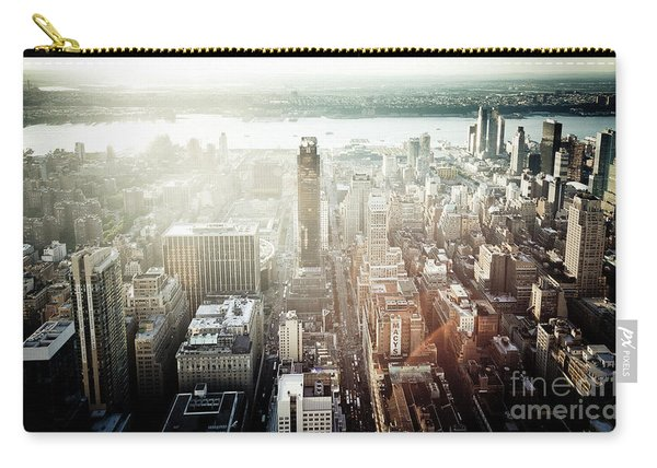 Sunset At Macy's Carry-all Pouch