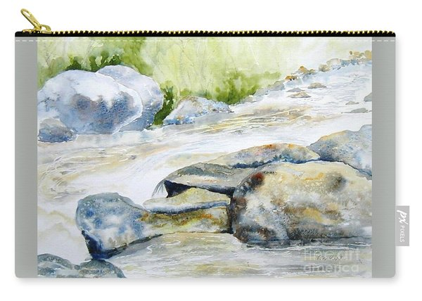 Mad River Rocks Carry-all Pouch