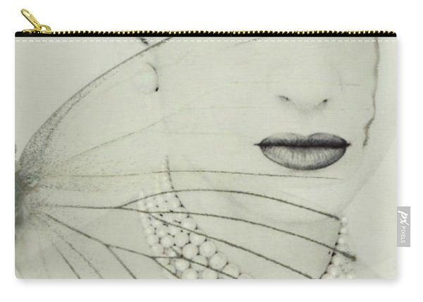 Madam Butterfly - Maria Callas  Carry-all Pouch
