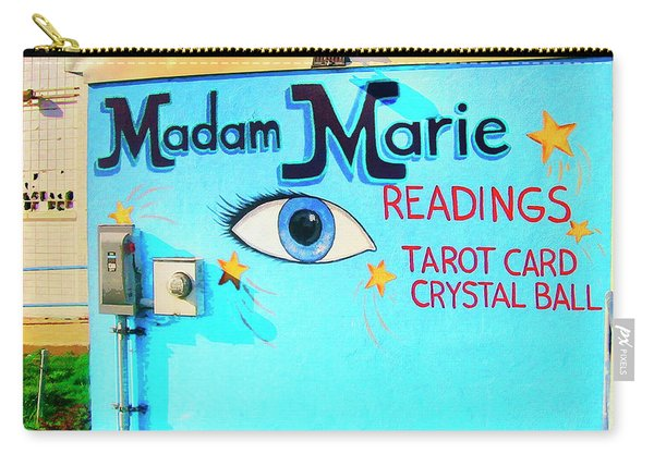 Madame Marie Carry-all Pouch