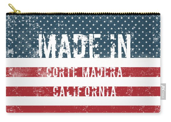 Made In Corte Madera, California Carry-all Pouch